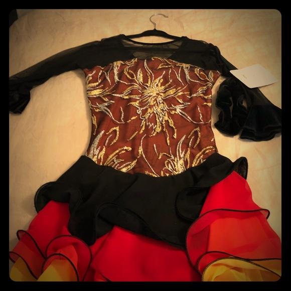 Expression Dresses & Skirts - Figure Skating Dress